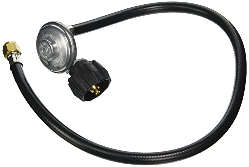 Weber 7627 QCC1 Hose and Regulator Kit for Genesis Gas Grill, 30-Inch, standart