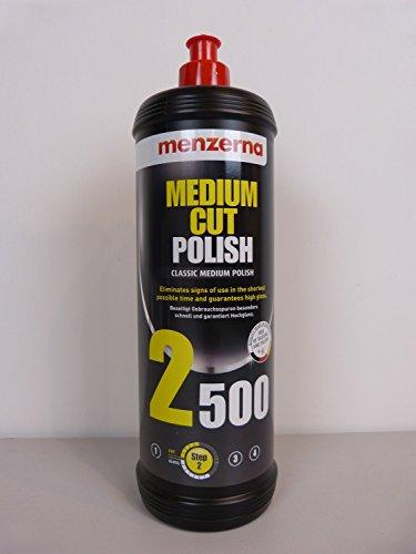 Menzerna Medium Cut Politur 2500 1L
