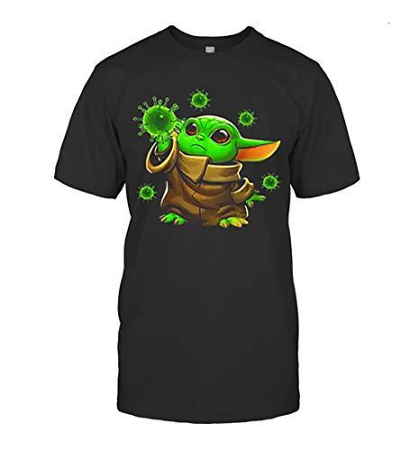 S.Tar W.ars Baby Yödä Cörönävïrüs T-Shirt Gift for Mens Womens Kids