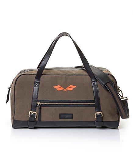 Starlite Antonio Banderas Design Bolsa de Viaje, 53 cm, 33 litros, Khaki
