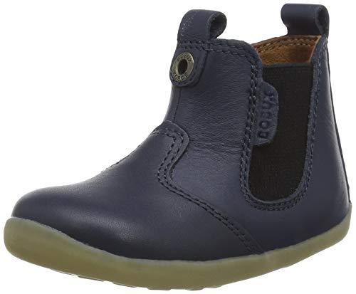 Bobux Unisex-Kinder Jodphur Chelsea Boots, Blau (Navy 1), 26 EU