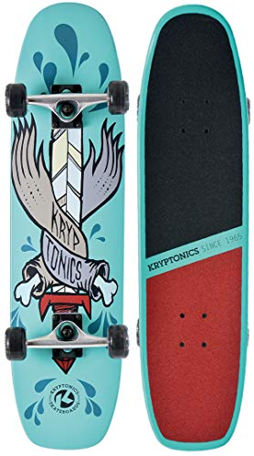 KRYPTONICS SUPREME 31 Skateboard hands