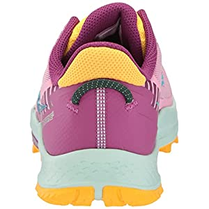 Saucony Women's Peregrine 11 Trail Running Shoe, Future Pink, 6