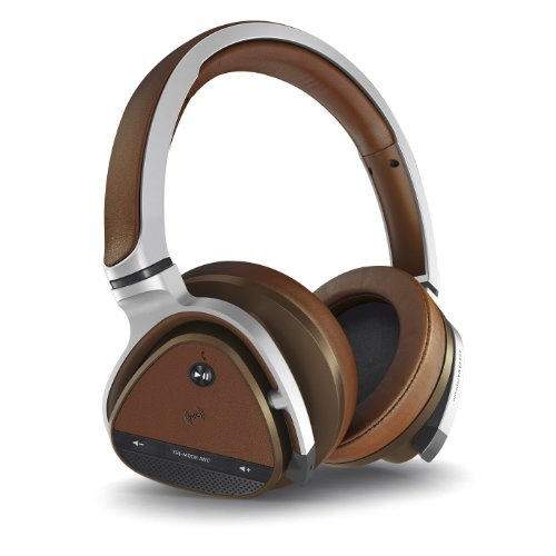 Creative Aurvana Platinum - Auriculares de Diadema Cerrados, marrón