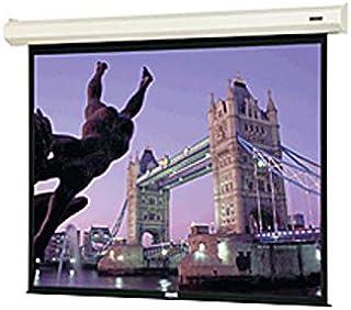 "Da-Lite Cosmopolitan Electrol 109"" Electric Projection Screen - Yes - 16:10 - Matte White - 57.5"" x 92"" - Wall Mount, Ceiling Mount (Renewed)"