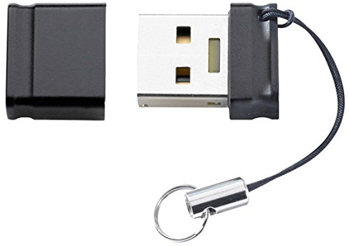 Intenso Slim Line 32 GB USB-Stick USB 3.0 schwarz