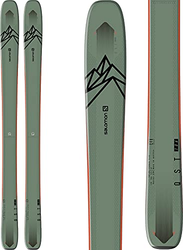 Mejores esquí Salomon