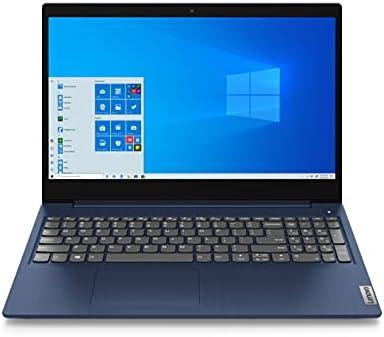 "Lenovo IdeaPad 3 15.6"" FHD Anti-Glare Laptop, AMD 6-Core Ryzen 5 5500U, AMD Radeon 7 Graphics, 12GB DDR4, 512GB PCIe SSD, Backlit Keyboard, Fingerprint Reader, Webcam, HDMI, Windows 10, TWE Bundle WeeklyReviewer"