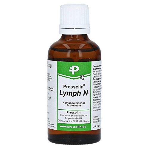 PRESSELIN Lymph N Tropfen 50 ml