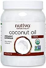 Nutiva Organic Cold-Pressed Virgin Coconut Oil, 54 Ounce