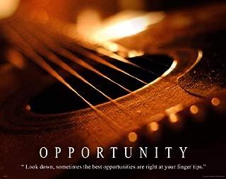 Music Instruments Motivational Poster Art Print 11x14 Guitar Jazz Band Teacher Lessons Sheet Music Wall Decor Pictures