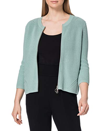 HUGO Sitinary Suter crdigan, Light/Pastel Green336, XL para Mujer