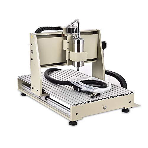 VFD CNC - Fresadora fresadora de 1,5 kW (3 ejes, 3 ejes)