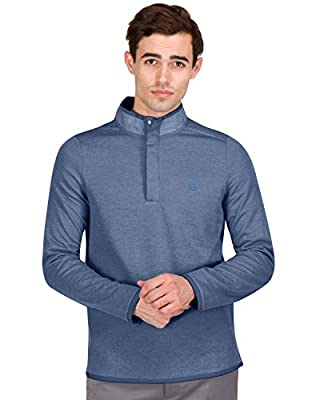 Dry Fit Golf Pullover