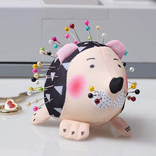 Pin Cushion - Hedgehog Pin Cushion for Sewing Pincushion with Soft Cotton Fabric Pin Cushion Pin Patchwork Holder Arts Crafts & Sewing
