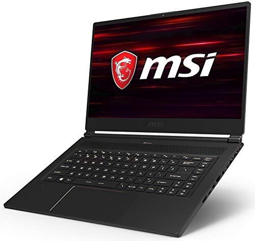 XPC MSI GS65 Stealth by MSI Thin Gaming Laptop (Intel Core i7-9750H, 16GB DDR4 RAM, 512GB NVMe SSD, GeForce GTX 1660 Ti 6GB, 15.6