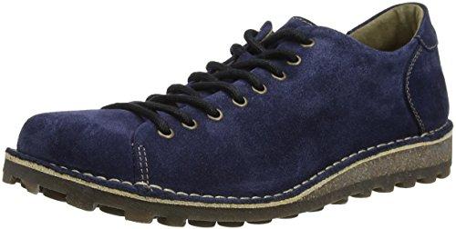Fly London Mopy962fly, Zapatos de Cordones Derby Hombre, Azul (Dk Blue), 44 EU