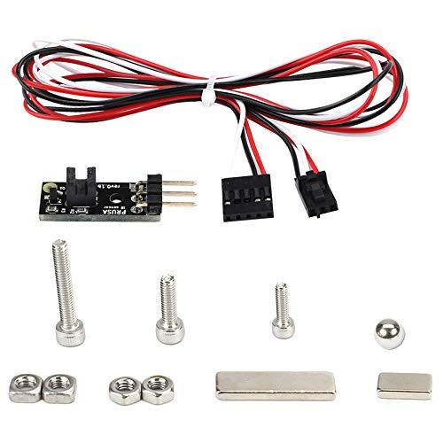 Quata Sensor de filamento Ir MK2.5 / Mk3 a Mk2.5S / Mk3S más reciente 3D para la impresora 3D Prusa I3 MK3