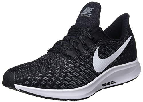 Nike Air Zoom Pegasus 35 (n), Sneakers Basses Homme, Multicolore (Black/White/Gunsmoke/Oil Grey 001), 48.5 EU