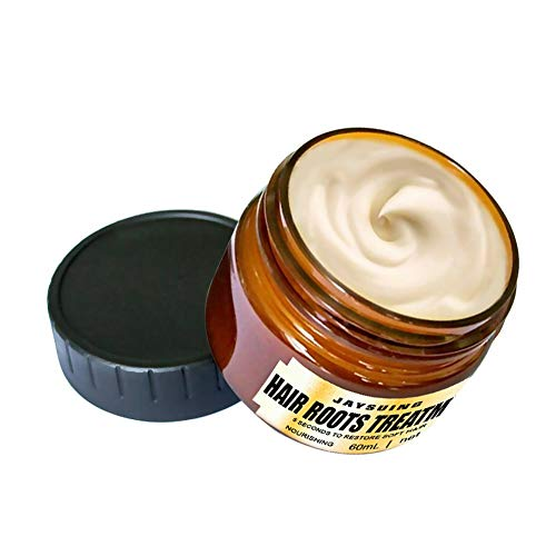 Tensay 60ml Haarentgiftende Haarmaske Fortschrittliche molekulare Haarwurzelbehandlung Wiederherstellung Elastizität Haar