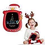Juguetes para 1 2 3 4 5 6 años niñeras niñas, tableta de escritura LCD, 8,5 pulgadas Doodle Tablero Dibujo Pad Toys Educativo Juguetes Juguetes Cumpleaños Regalos de Navidad