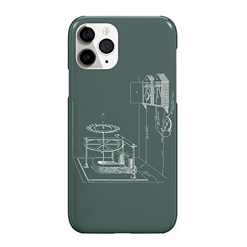 Steampunk Reloj Mecanismo Old_MRZ2638 - Carcasa protectora de plástico duro para Samsung Galaxy S7
