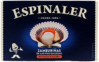 Zamburiñas En Salsa Espinaler 115G