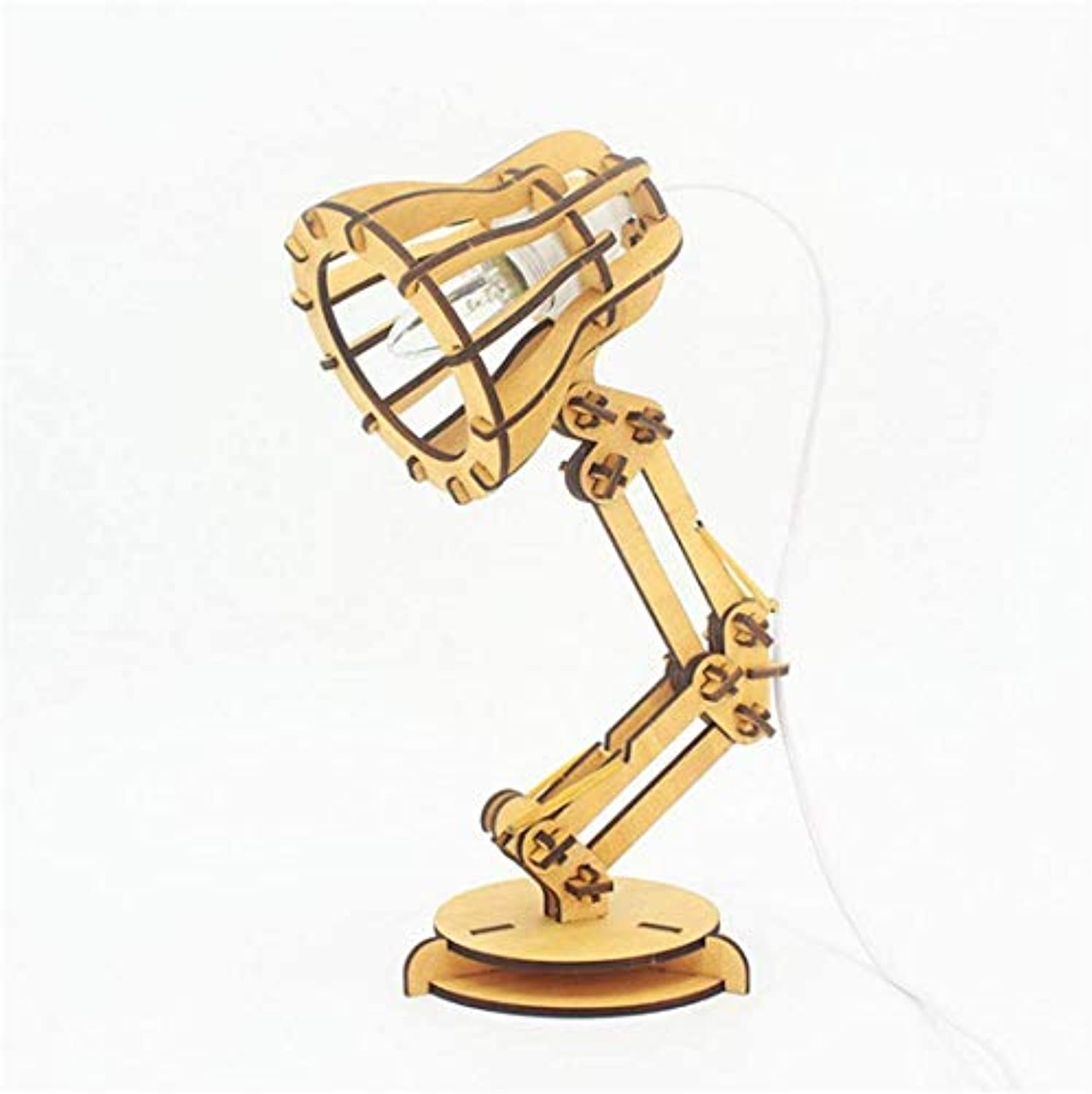 Chandelierrustic Humanoid Wooden E27 Table Lamp Rural Edison Decor Transformable Table Light For Bedside Bedroo Desk