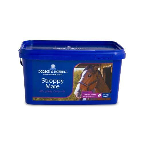 William Hunter Equestrian Dodson & Horrell Stroppy Mare 1kg- nutrition maintenance of the hormone system
