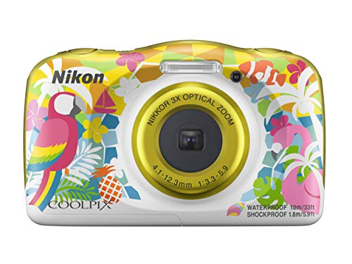 Nikon COOLPIX W150 Cámara compacta 13,2 MP CMOS 4160 x 3120 Pixeles 1/3.1' Multi - Cámara Digital (13,2 MP, 4160 x 3120 Pixeles, CMOS, 3X, Full HD, Multi)
