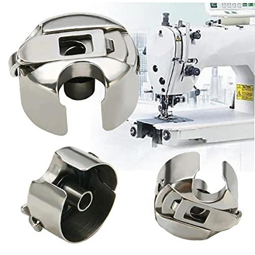 Ruluti Caso De Bobina 9076 Accesorios De Máquina De Coser para Pfaff Modelos Domésticos E Industriales 260 262 362 463