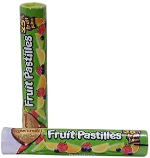 Rowntrees Fruit Pastilles Giant Tube - 125g by Rowntree's