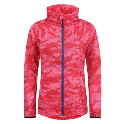 Icepeak Damen Regenjacke Anne 53023 Klassisch Rot L