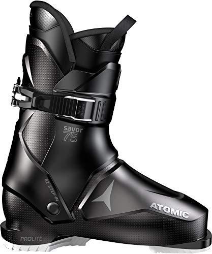 Atomic Savor 75 W Ski Schuh 2020 schwarz/weiß, Damen, AE5020620, 22-22.5
