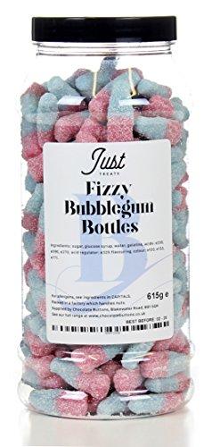 Fizzy Bubblegum Bottles Gift Jar, 615g