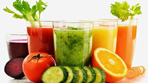 Melchioni Family Vega Estrattore a Freddo di Frutta e Verdura, 1 litro