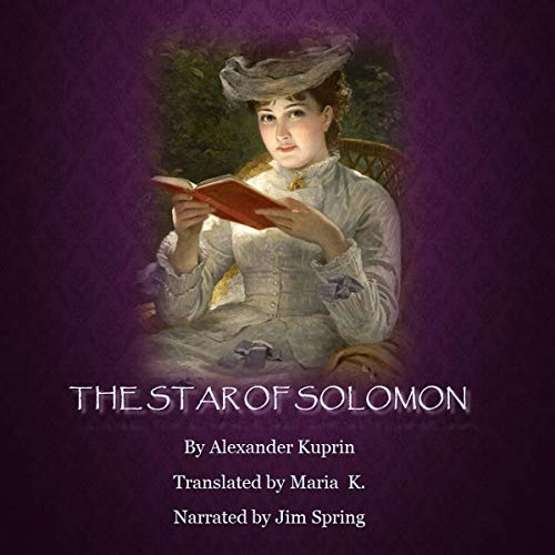 The Star of Solomon audiobook cover art