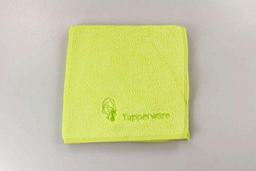 TUPPERWARE FaserPro Kosmetik limette Mikrofasertuch 16476