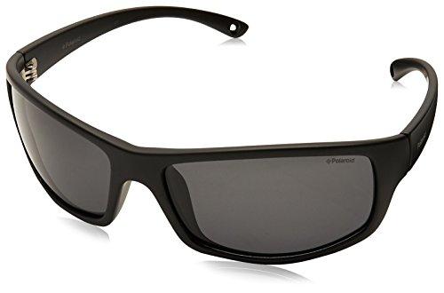 Polaroid PLD 7017/S M9 807 63 Gafas de sol, Negro (Black/Grey Pz),...