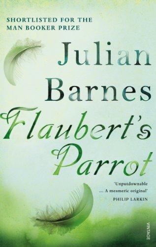 Flaubert\'s Parrot (English Edition)