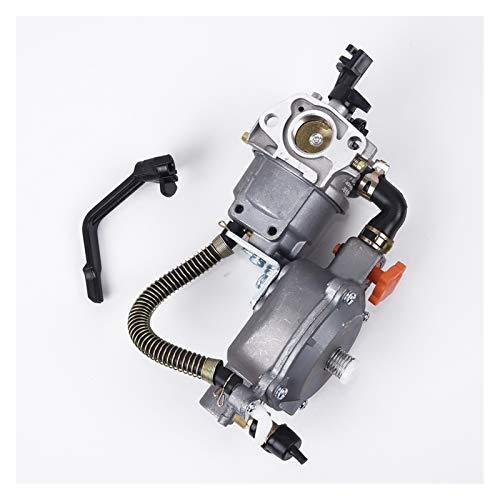 para GX160 2KW 168F Bomba Agua Generador Combustible Gasolina Accesorios Herramientas Jardín para Hogar Kit C&arburador C&arburador/C&arburador Carburador