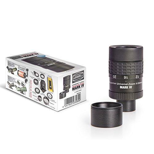 "Baader Hyperion Zoom Universal Mark IV, ocular de 8-24 mm (1¼ ""/ 2"")"