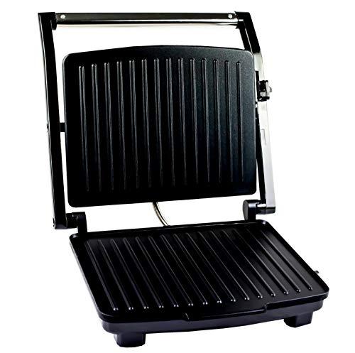 Maxell Power CE SANDWICHERA Grill PANINI ELECTRICO ASADOR ANTIHADERENTE 2000W Metal Garantia
