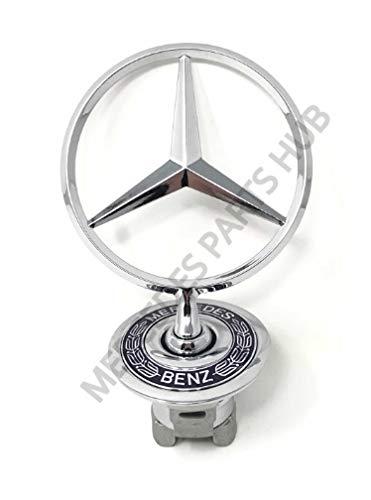 Mercedes Benz Hood Star Emblem Badge Genuine OE 1400286