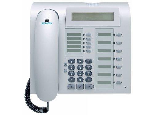 Siemens optiPoint 420Standart Sistema Teléfono Arctic