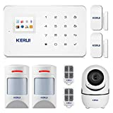 KERUI - G18 Kit Alarme Maison sans Fil...