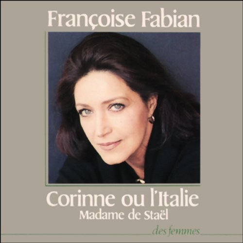 Corinne ou l'Italie audiobook cover art