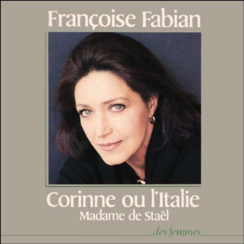 Corinne ou l'Italie  audiobook cover art