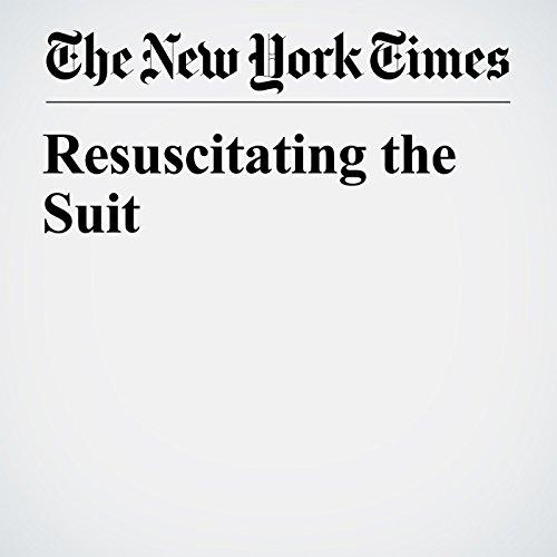 Resuscitating the Suit copertina