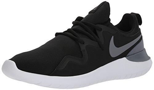 Nike Tessen, Zapatillas de Running Hombre, Multicolor (Black/Cool Grey/White 001), 40.5 EU